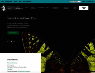 entsoc.org screenshot