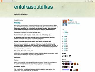 entulkasbutulkas.blogspot.com screenshot