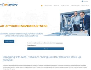 enventive.com screenshot
