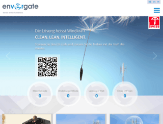 envergate.com screenshot