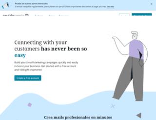 envialosimple.com.ar screenshot
