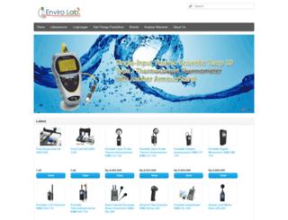 envirolabshop.com screenshot