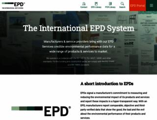 environdec.com screenshot