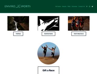 envirosports.com screenshot