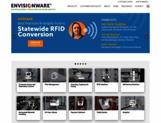 envisionware.com screenshot