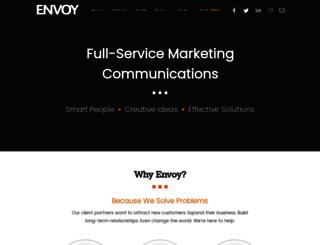 envoyinc.com screenshot