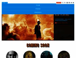 enzian.org screenshot