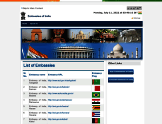 eoi.gov.in screenshot
