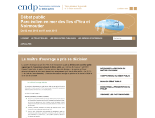eolienmer-pyn.debatpublic.fr screenshot