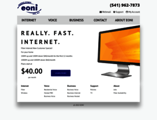 eoni.com screenshot