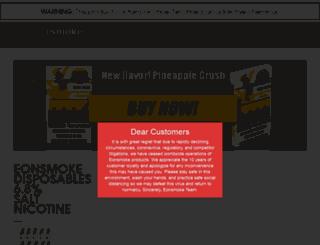 eonsmoke.com screenshot