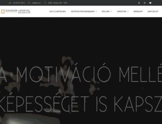 eos.hu screenshot