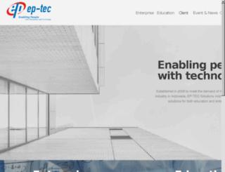ep-asia.co.id screenshot