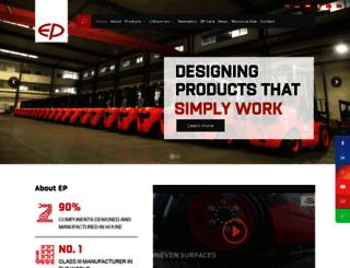 ep-ep.com screenshot