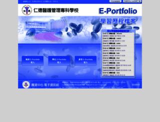 ep.jente.edu.tw screenshot
