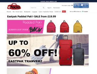 epacks.co.uk screenshot