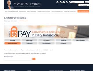 epayillinois.com screenshot