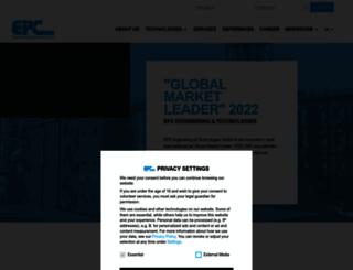 epc.com screenshot