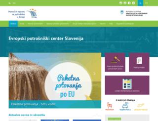 epc.si screenshot
