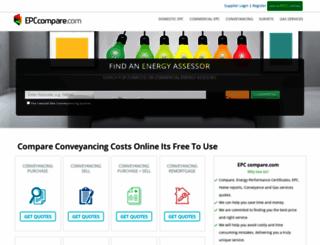 epccompare.com screenshot
