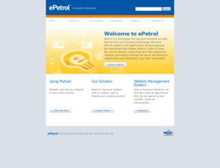 epetrol.com.my screenshot