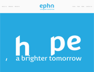 epho.com.au screenshot