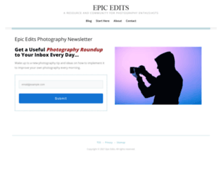 epicedits.com screenshot