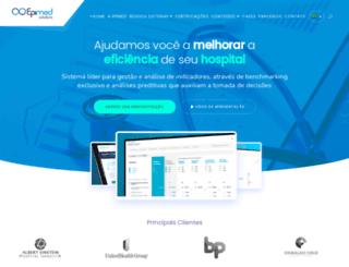 epimedsolutions.com screenshot