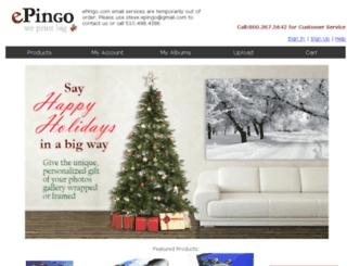 epingo.com screenshot