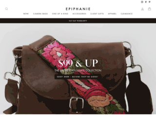epiphaniebags.com screenshot
