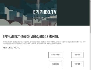 epipheo.tv screenshot