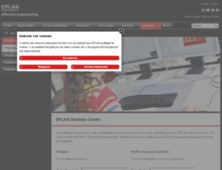 eplansupport.nl screenshot