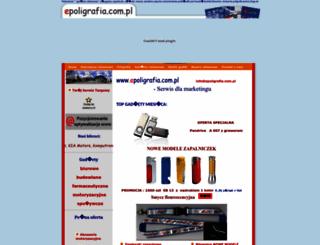 epoligrafia.com.pl screenshot