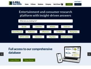 epollresearch.com screenshot