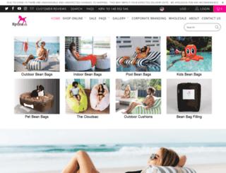 eponabeanbags.com screenshot
