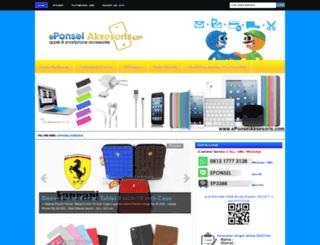 eponselaksesoris.com screenshot