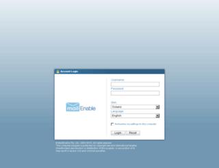 eposta.isay.gov.tr screenshot