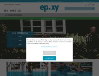 epoxy-shop.de screenshot