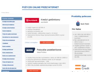 epozyczkaonline.pl screenshot