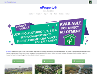 epropertypk.com screenshot