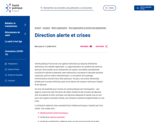 eprus.fr screenshot