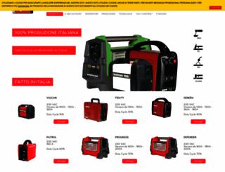eps-inverter.com screenshot