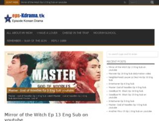 eps-kdrama.tk screenshot