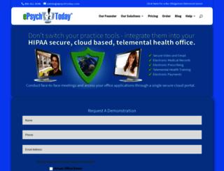 epsychtoday.com screenshot