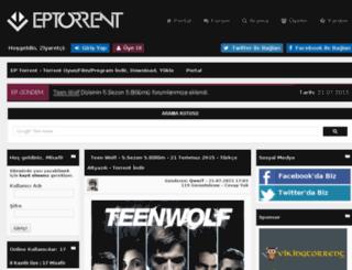 eptorrent.com screenshot