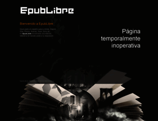 epublibre.net screenshot