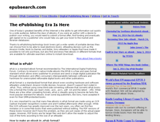 epubsearch.com screenshot