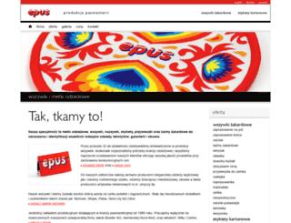 epus.pl screenshot