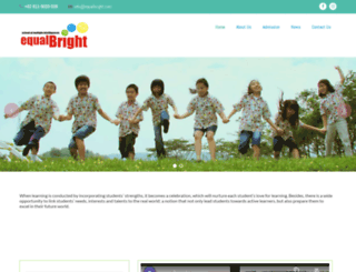 equalbright.com screenshot
