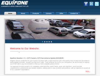 equifone.com screenshot